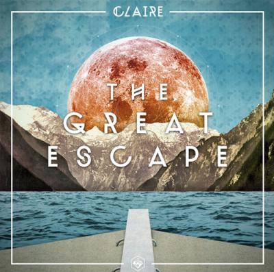 Claire_TheGreatEscape-Cover