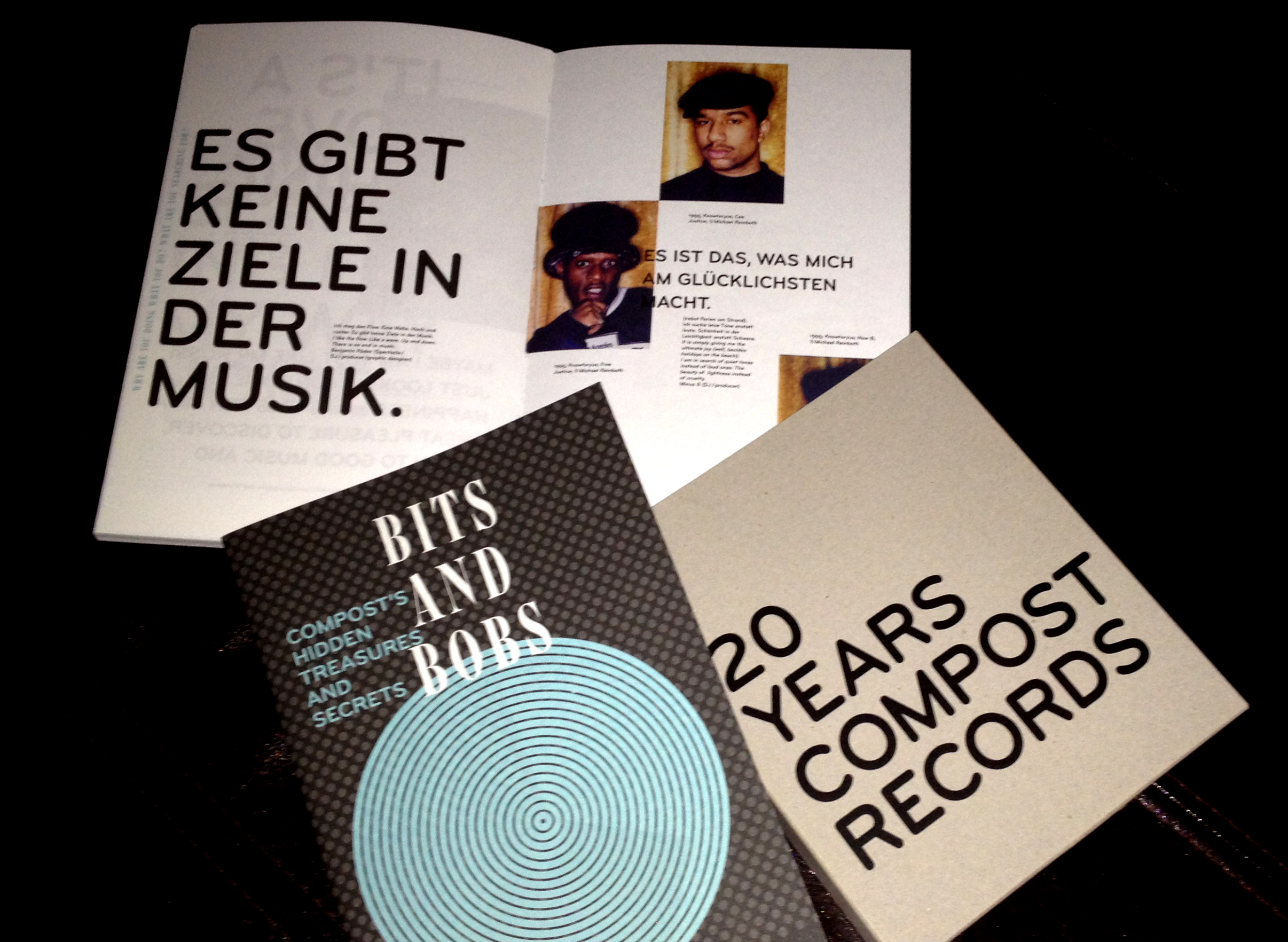 Review: 20 Years Compost Records in über 400 Bildern ...