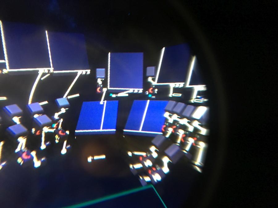 Ein Blick durch die VR-Brille von Vantanoir.