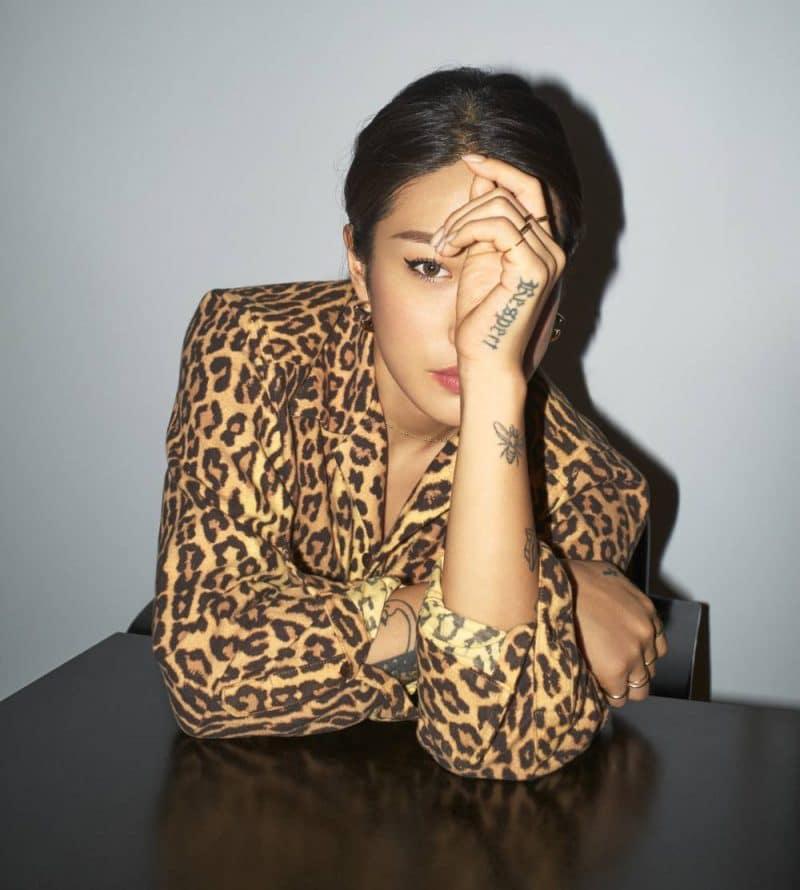 Peggy Gou steht in der Kritik durch ihren ehemaligen Nachbarn Daniel Wang
